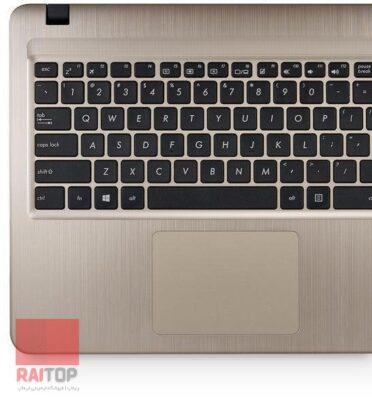 لپ تاپ استوک 15 اینچی ASUS مدل X540LJ صفحه کلید