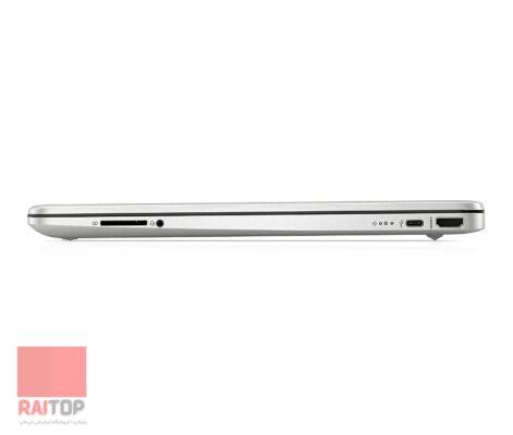 لپ تاپ استوک 15 اینچی HP مدل 15s-eq0 پورت های راست