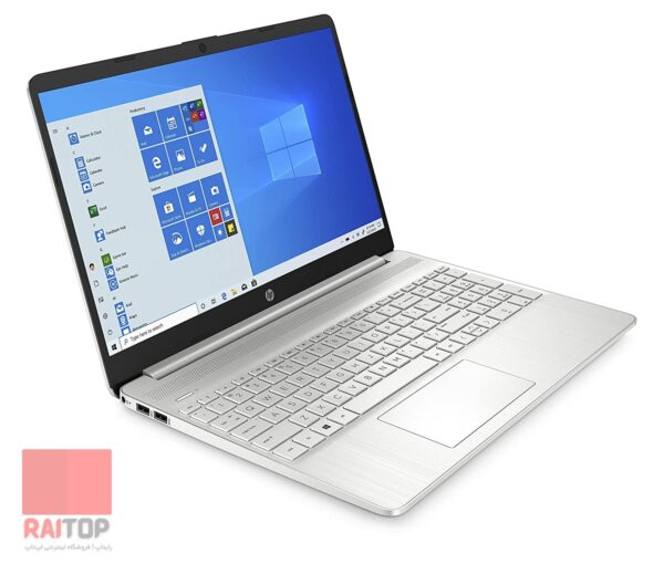 لپ تاپ استوک 15 اینچی HP مدل 15s-eq0 چپ