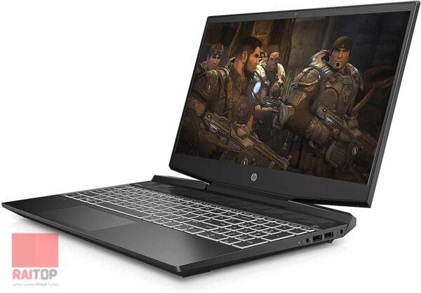 لپ تاپ استوک 15 اینچی HP مدل Pavilion Gaming 15-DK1 راست