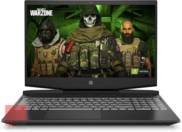 لپ تاپ استوک 15 اینچی HP مدل Pavilion Gaming 15-DK1 مقابل 1