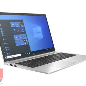 لپ تاپ استوک 15 اینچی HP مدل ProBook 455 G8 چپ