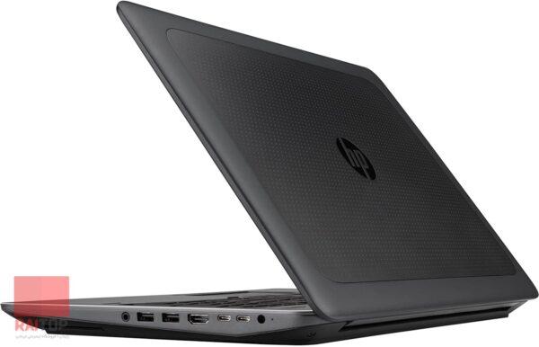لپ تاپ استوک 15 اینچی HP مدل ZBook 15 Studio G3 پشت