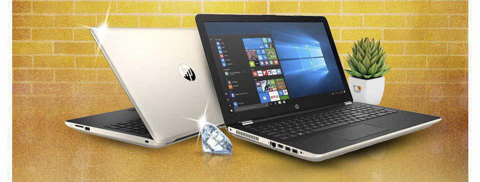 لپ تاپ استوک 15 اینچی Hp مدل 15-BS د