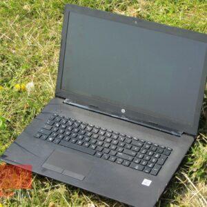 لپ تاپ استوک 17 اینچی HP مدل 17-by0 در نور افتار