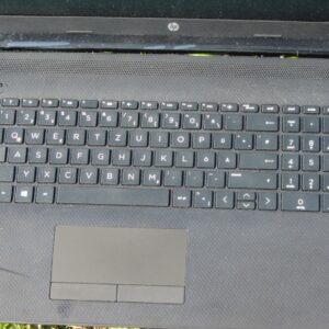 لپ تاپ استوک 17 اینچی HP مدل 17-by0 صفحه کلید و تاچ