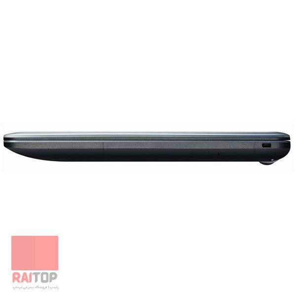 لپ تاپ استوک Asus مدل X541 U i7 پورت های راست