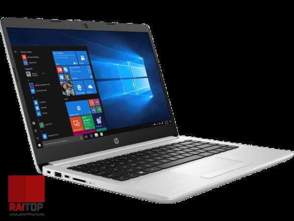 لپ تاپ استوک HP مدل 348 G7 از چپ
