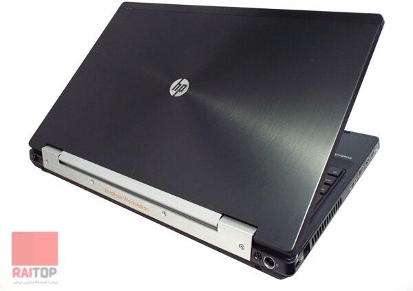 لپ تاپ استوک HP مدل EliteBook 8570w نیمه بسته