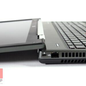 لپ تاپ استوک HP مدل EliteBook 8570w 180 درجه باز