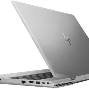 لپ تاپ استوک HP مدل ZBook 15v G5 پورت های راست