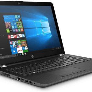 لپ تاپ استوک Hp مدل 15-BS از چپ