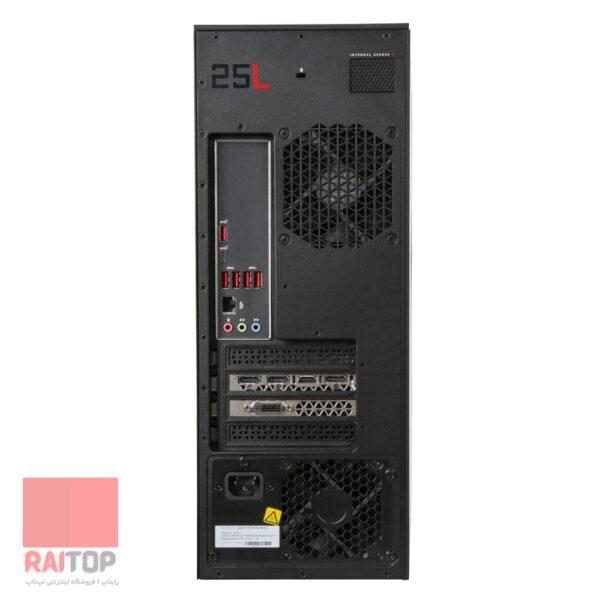 کیس گیمینگ HP مدل OMEN Obelisk - 875-10 پشت کیس