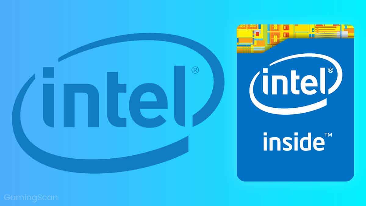 پردازنده اینتل و انواع آن