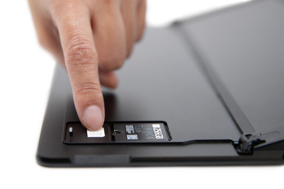 نصب و فعال سازی سیم کارت لپ تاپ