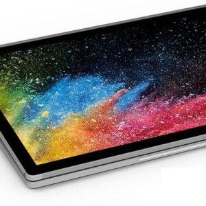 تبلت استوک 13 اینچی مایکروسافت مدل Surface Book 2 تبلتی