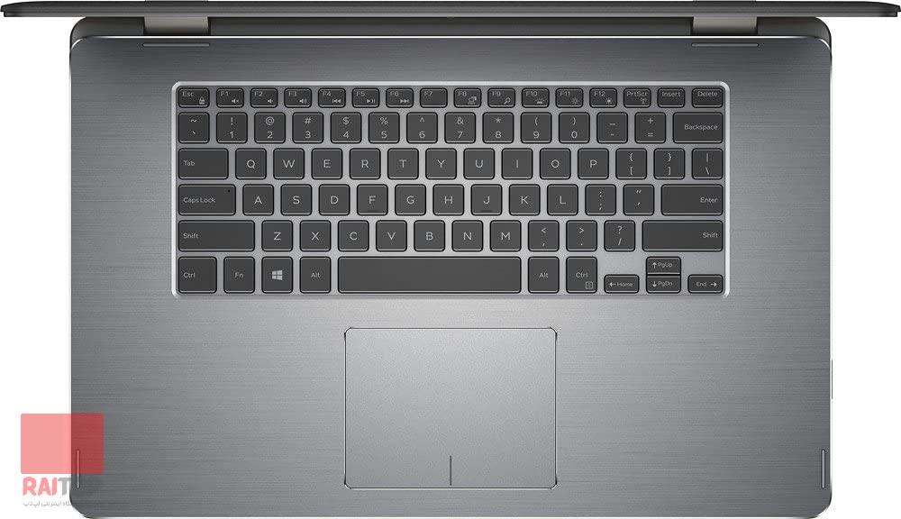 لپتاپ استوک Dell مدل Inspiron 15 7568 بالا صفحه کلید