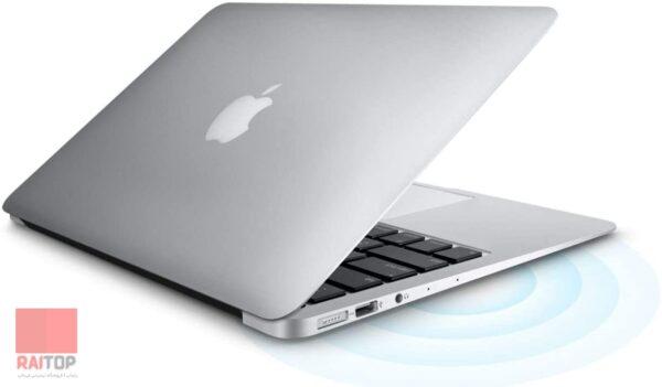 لپ تاپ استوک 13 اینچی Apple مدل MacBook Air 2017 نیمه باز