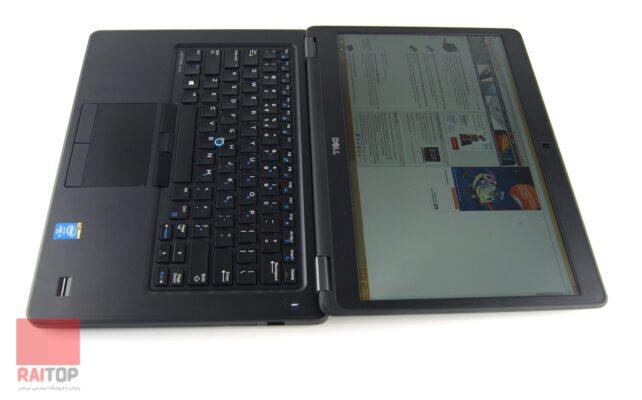 لپ تاپ استوک 14 اینچی Dell مدل Latitude E5450 i5 بیشترین زایه باز