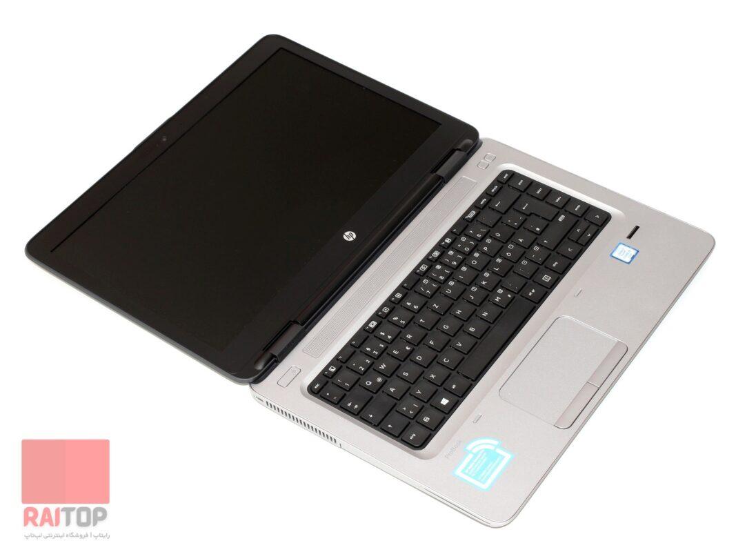لپ تاپ استوک 14 اینچی HP مدل ProBook 640 G2 باز