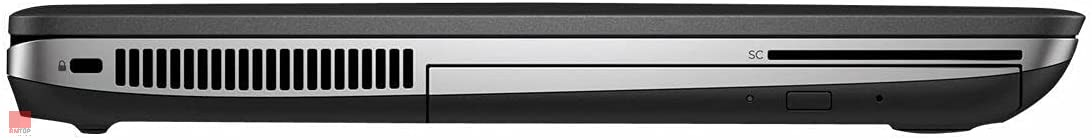 لپ تاپ استوک 14 اینچی HP مدل ProBook 640 G2 پورت های چپ