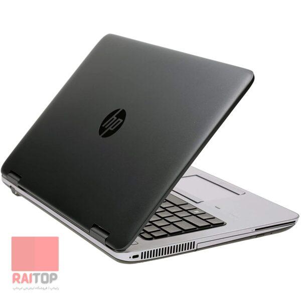 لپ تاپ استوک 14 اینچی HP مدل ProBook 640 G2 چپ نیمه باز