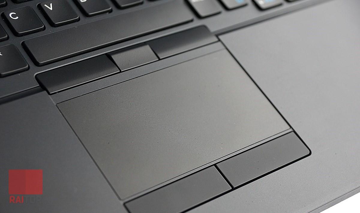 لپ تاپ استوک 15 اینچی Dell مدل Latitude E5550 تاچ پد