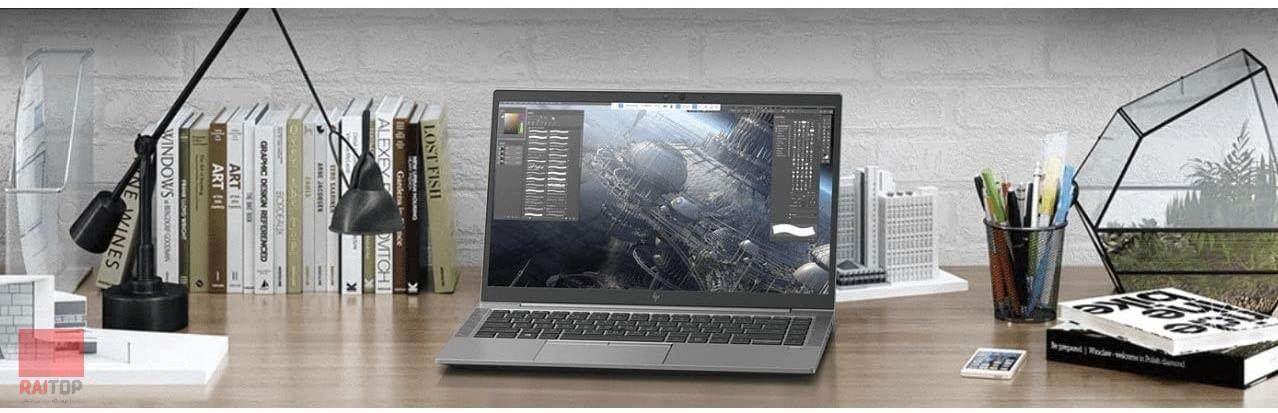 لپ تاپ استوک HP مدل ZBook Firefly 14 G7 i7 16GB بنر