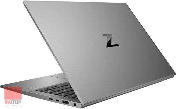 لپ تاپ استوک HP مدل ZBook Firefly 14 G7 i7 16GB پشت راست