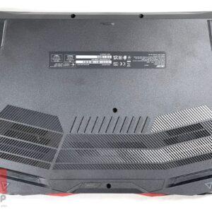 لپ تاپ اپن باکس 15 اینچی Acer مدل Nitro 5 an515-55 i7 قاب زیرین