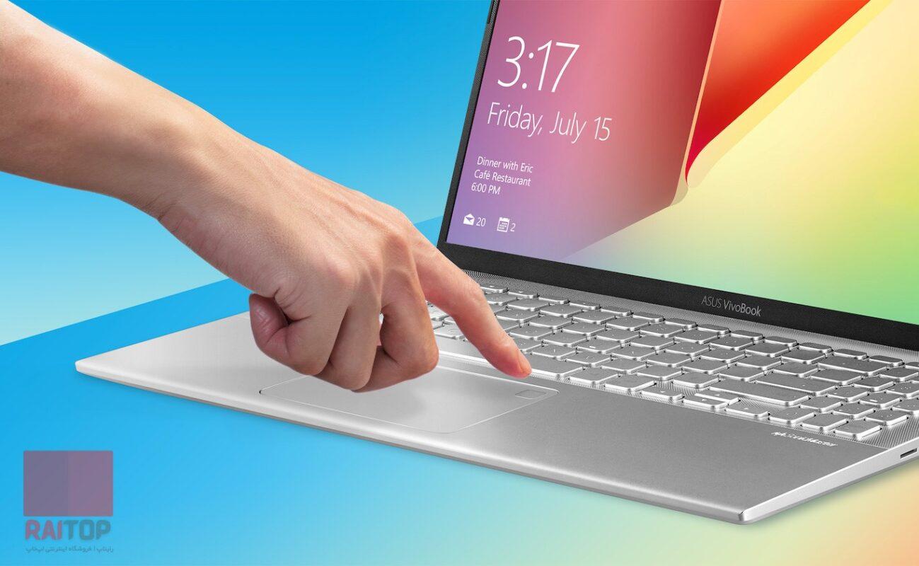 لپ تاپ اپن باکس 15 اینچی Asus مدل VivoBook 15 X512DA تاچ