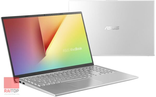 لپ تاپ اپن باکس 15 اینچی Asus مدل VivoBook 15 X512DA دو طرف
