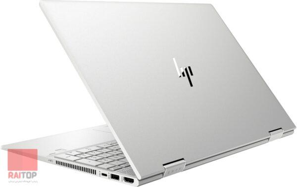 لپ تاپ اپن باکس 15 اینچی Hp مدل ENVY x360 Convertible 15-dr1 پشت رخ راست