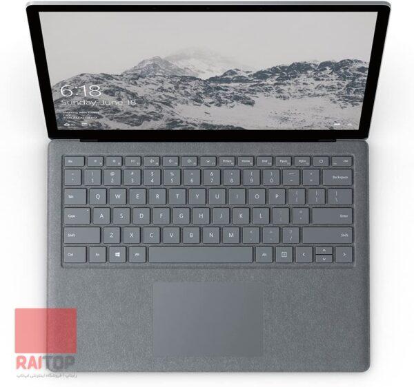 لپ تاپ 13 اینچی مایکروسافت مدل Surface Laptop 1 i5 8GB بالا