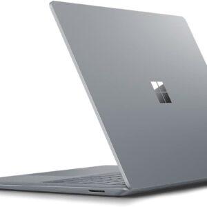 لپ تاپ 13 اینچی مایکروسافت مدل Surface Laptop 1 i5 8GB راست پشت