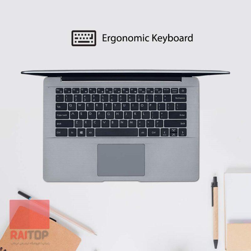 لپ تاپ 14 اینچی Avita مدل Pura NS14A6 صفحه کلید ارگونومیک