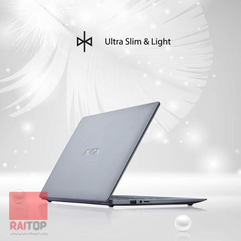 لپ تاپ 14 اینچی Avita مدل Pura NS14A6 طراحی