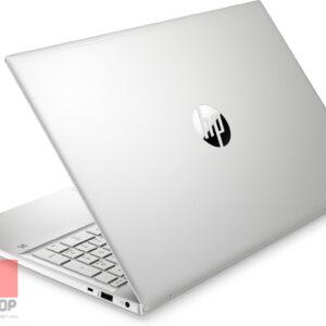 لپ تاپ 15.6 اینچی HP مدل Pavilion 15-eg0 پشت راست