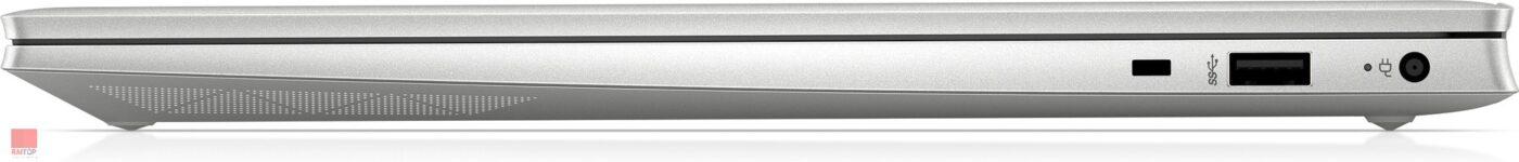 لپ تاپ 15.6 اینچی HP مدل Pavilion 15-eg0 پورت های راست