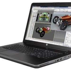 لپ تاپ 17 اینچی HP مدل ZBook 17 G3 راست