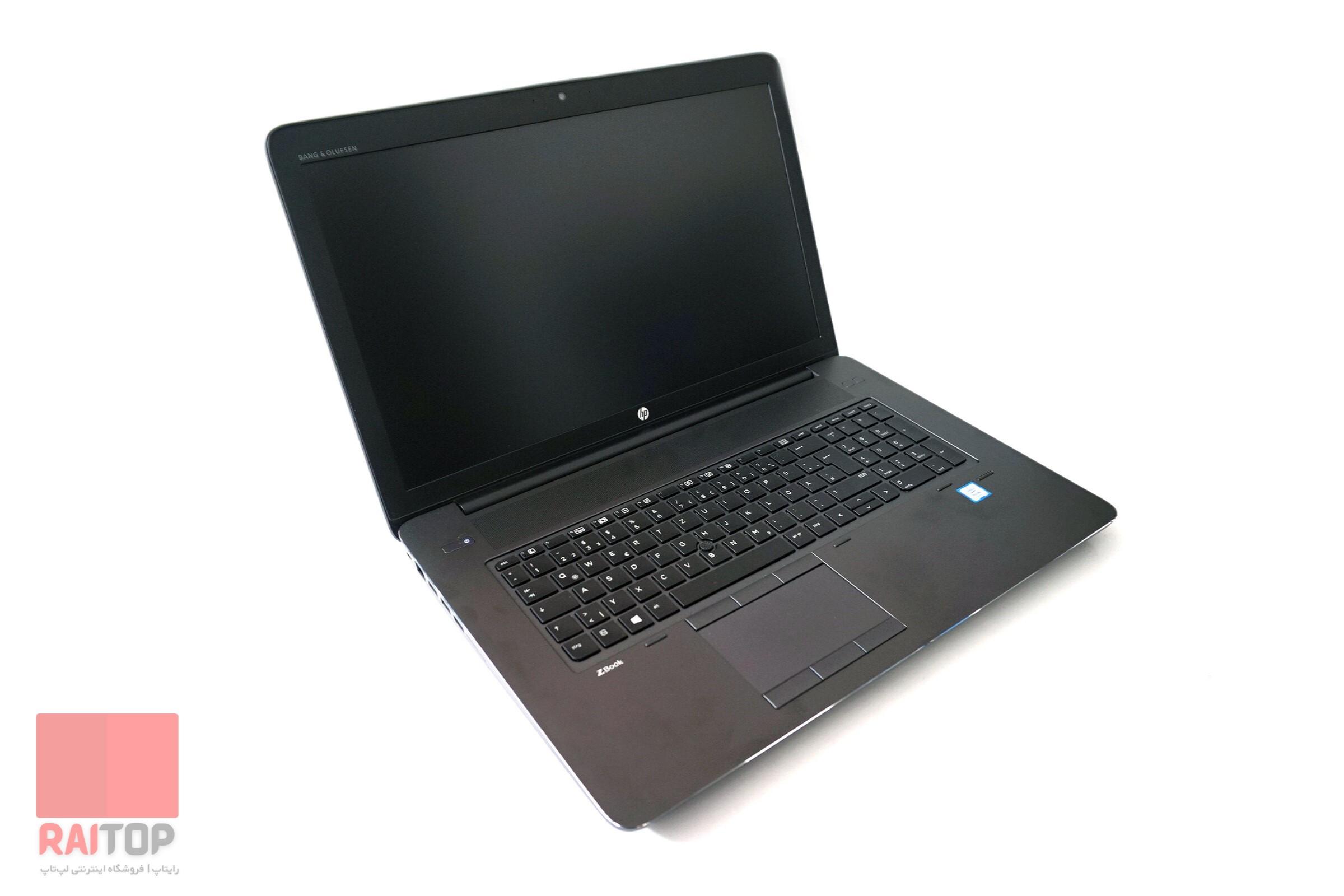 لپ تاپ 17 اینچی HP مدل ZBook 17 G3 صفحه کلید