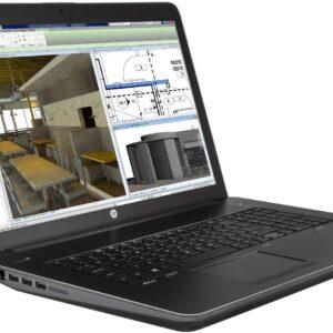 لپ تاپ 17 اینچی HP مدل ZBook 17 G3