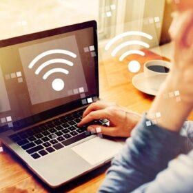 اتصال لپ تاپ به وای فای گوشی