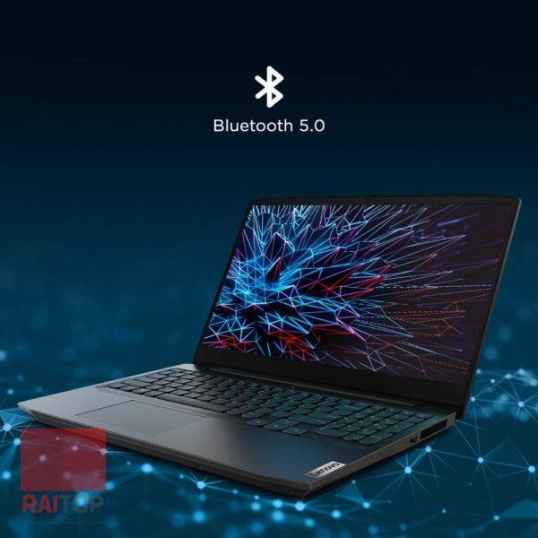 لپ تاپ گیمینگ 15.6 اینچ Lenovo مدل IdeaPad Gaming 3 Ryzen 5 بلوتوث پنچ