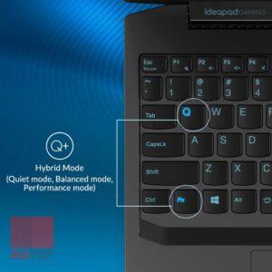 لپ تاپ گیمینگ 15.6 اینچ Lenovo مدل IdeaPad Gaming 3 Ryzen 5 هیبرید