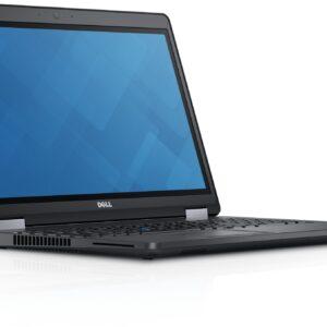 لپ تاپ استوک ورکاستیشن Dell مدل Precision 3510 رخ چپ