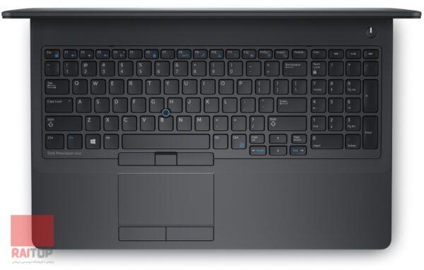 لپ تاپ استوک ورکاستیشن Dell مدل Precision 3510 صفحه کلید