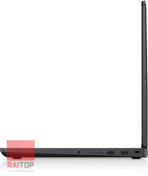لپ تاپ استوک ورکاستیشن Dell مدل Precision 3510 پورت های راست