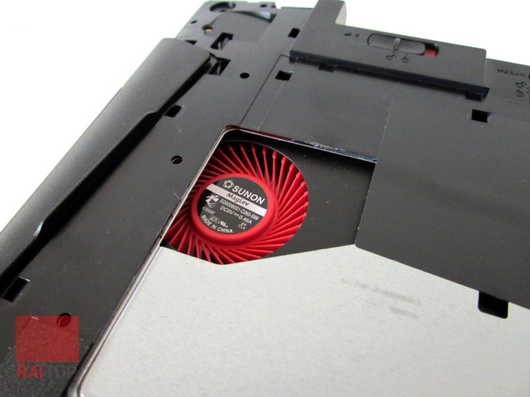 لپ تاپ استوک گیمینگ Lenovo مدل IdeaPad Y510p فن