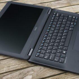 لپ تاپ استوک 12.5 اینچی Dell مدل Latitude E7270 صفحه کلید